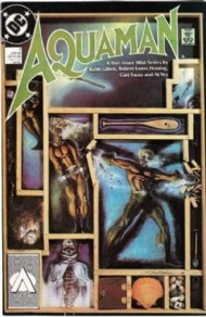 Aquaman (2nd Limited Series) 1989 #1