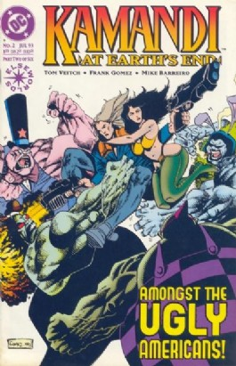 Kamandi: at Earth's  End #2