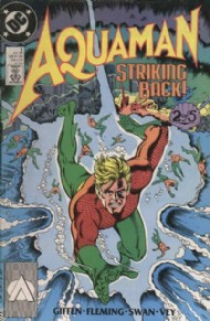 Aquaman (2nd Limited Series) 1989 #2