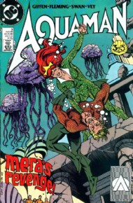 Aquaman (2nd Limited Series) 1989 #3