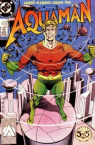 Aquaman (2nd Limited Series) 1989 #5