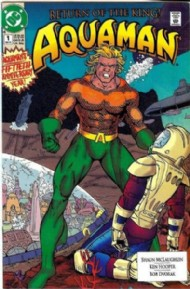 Aquaman (2nd Series) 1991 - 1992 #1