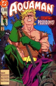 Aquaman (2nd Series) 1991 - 1992 #2