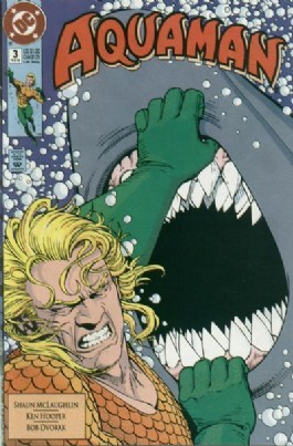 Aquaman (2nd Series) #3