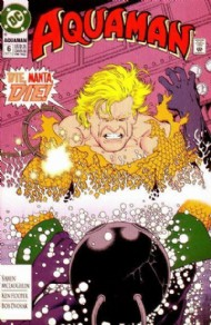 Aquaman (2nd Series) 1991 - 1992 #6