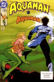 Aquaman (2nd Series) 1991 - 1992 #7