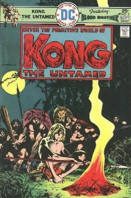 Kong the Untamed #2