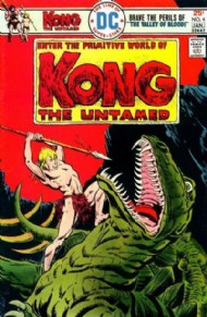 Kong the Untamed 1975 - 1976 #4