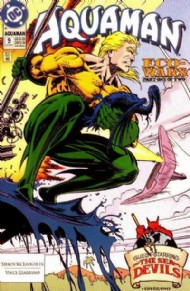 Aquaman (2nd Series) 1991 - 1992 #9