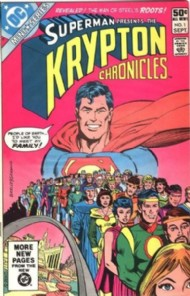 Krypton Chronicles 1981 #1