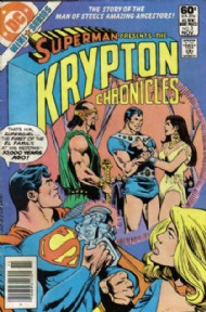 Krypton Chronicles 1981 #3