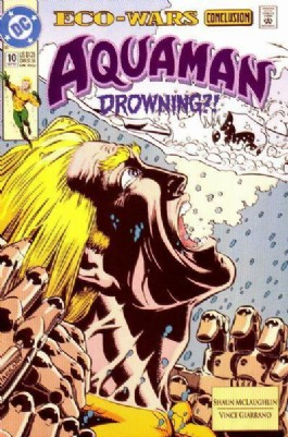 Aquaman (2nd Series) #10