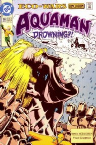 Aquaman (2nd Series) 1991 - 1992 #10