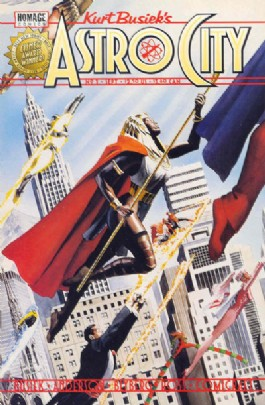 Kurt Busiek's Astro City #1