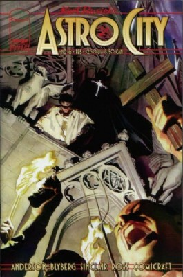Kurt Busiek's Astro City #6