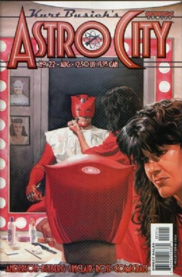 Kurt Busiek's Astro City #22
