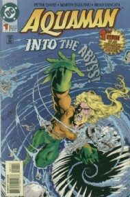 Aquaman (3rd Series) 1994 - 2001 #1