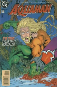 Aquaman (3rd Series) 1994 - 2001 #2