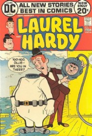 Larry Harmon's Laurel and Hardy 1972 #1