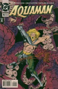Aquaman (3rd Series) 1994 - 2001 #5