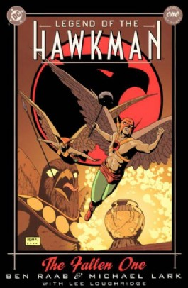 Legend of the Hawkman #1