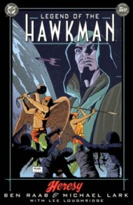 Legend of the Hawkman 2000 #2