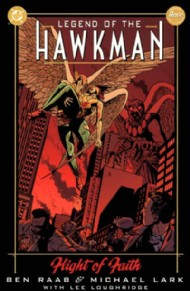 Legend of the Hawkman 2000 #3