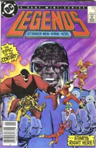Legends (Limited Series) 1986 - 1987 #1