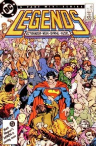 Legends (Limited Series) 1986 - 1987 #2