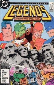Legends (Limited Series) 1986 - 1987 #3