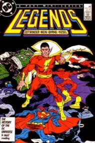 Legends (Limited Series) 1986 - 1987 #5
