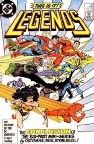 Legends (Limited Series) 1986 - 1987 #6