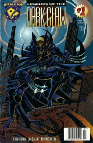 Legends of the Dark Claw 1996 #1