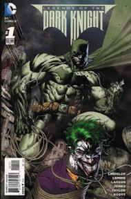 Legends of the Dark Knight 2012 - 2013 #1