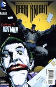 Legends of the Dark Knight 2012 - 2013 #3