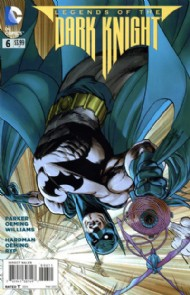 Legends of the Dark Knight 2012 - 2013 #6