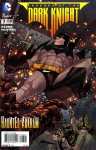 Legends of the Dark Knight 2012 - 2013 #7