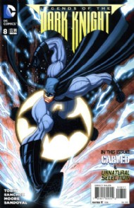 Legends of the Dark Knight 2012 - 2013 #8