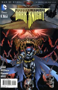 Legends of the Dark Knight 2012 - 2013 #9