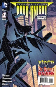 Legends of the Dark Knight 100 Page Super Spectacular 2014 #1