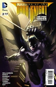 Legends of the Dark Knight 100 Page Super Spectacular 2014 #2