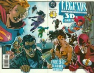 Legends of the DC Universe 3-D Gallery 1998 #1