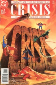 Legends of the DC Universe: Crisis on Infinite Earths 1999 #1