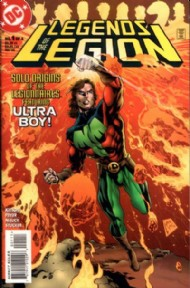 Legends of the Legion 1998 #1