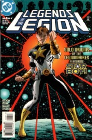 Legends of the Legion 1998 #4