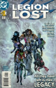 Legion Lost (Series One) 2000 - 2001 #1