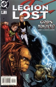 Legion Lost (Series One) 2000 - 2001 #2