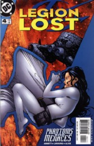 Legion Lost (Series One) 2000 - 2001 #4