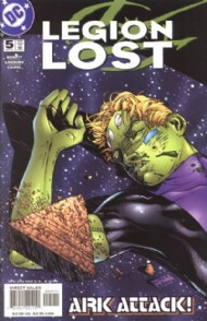 Legion Lost (Series One) 2000 - 2001 #5