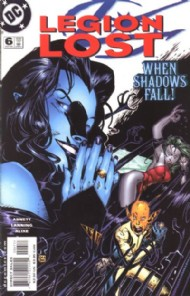 Legion Lost (Series One) 2000 - 2001 #6
